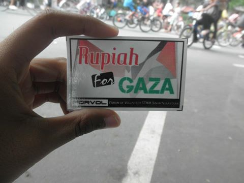 rupiah-for-gaza